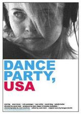 Dance Party, USA - Poster