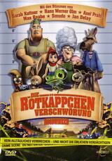 Die Rotkäppchen-Verschwörung - Poster