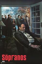 Die Sopranos - Poster