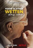 Frank Elstner: Wetten, das war's..?