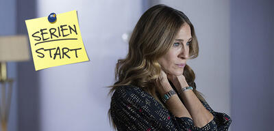 Divorce, Staffel 2: Sarah Jessica Parker