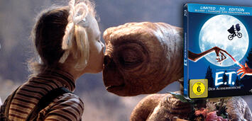 Bild zu:  E.T. Der Außerirdische