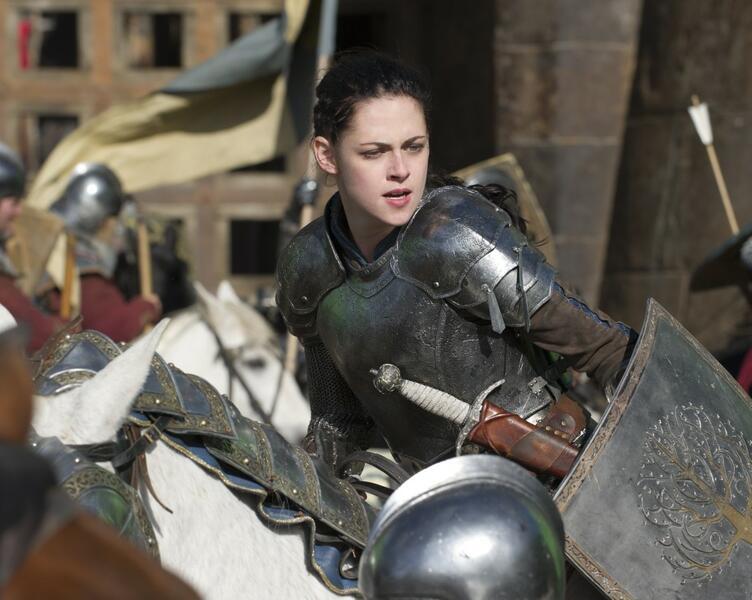 Snow White and the Huntsman mit Kristen Stewart