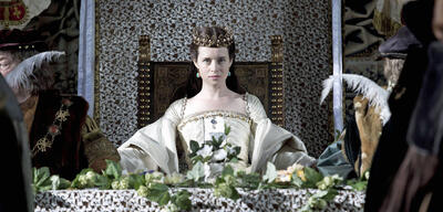 The Crow: Claire Foy als junge Queen Elizabeth II