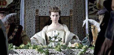The Crow:Claire Foy als jungeQueen Elizabeth II