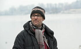 Dany Levy am Set von Tatort: Schmutziger Donnerstag - Bild 5