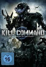 Kill Command - Die Zukunft ist unbesiegbar Poster