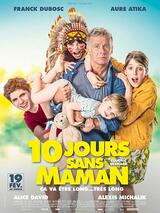 Zehn Tage ohne Mama - Poster