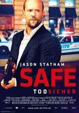 Safe - Todsicher - Poster