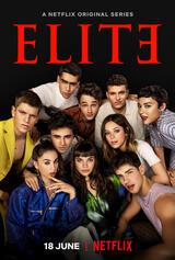 Elite - Staffel 4 - Poster
