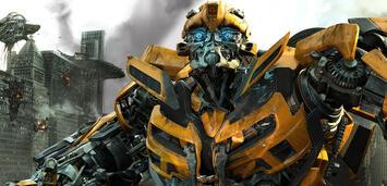 Bild zu:  Bumblebee in Transformers 3