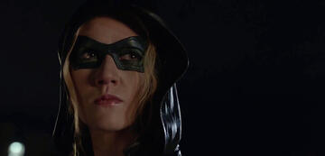 Mia als neuer Green Arrow