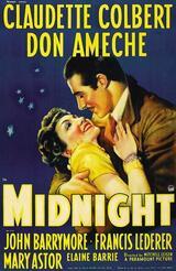 Enthüllung um Mitternacht - Poster
