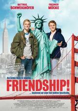Friendship! - Poster
