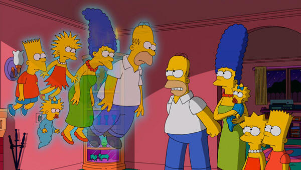 Die Simpsons - Staffel 26