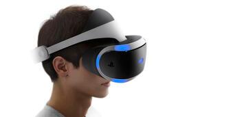 Bild zu:  Sonys VR-Headset Project Morpheus