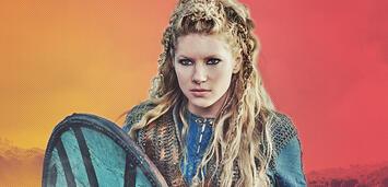 Bild zu:  Katheryn Winnick in Vikings