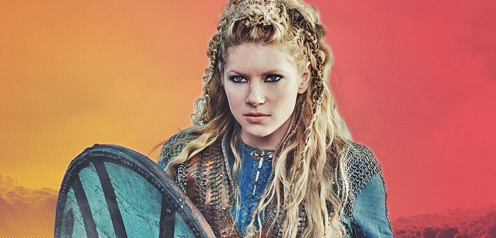 Katheryn Winnick in Vikings