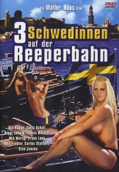 Drei Schwedinnen auf der Reeperbahn