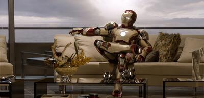 Ob Iron Man das gelassen nimmt?