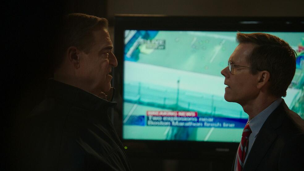Boston mit John Goodman und Kevin Bacon