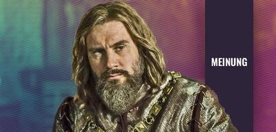 Clive Standen als Rollo in Vikings