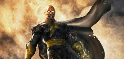 Dwayne Johnson als Black Adam