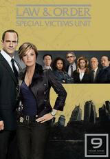 Law & Order: New York - Staffel 9 - Poster