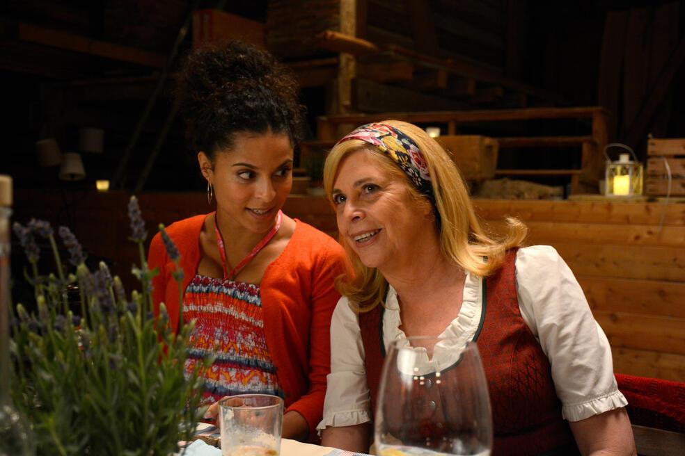 Team Alpin: Stromabwärts mit Olivia Pascal und Patricia Meeden