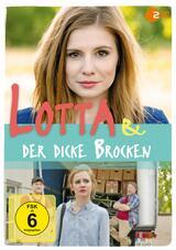 Lotta & der dicke Brocken - Poster