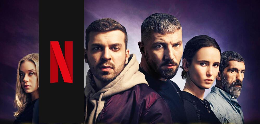 Skylines mit Azad, Celo & Abdi: Die echten Rapper aus der Netflix-Serie