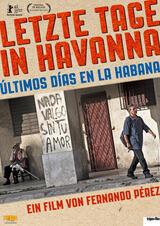 Letzte Tage in Havanna  - Poster