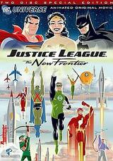 Justice League: The New Frontier - Poster