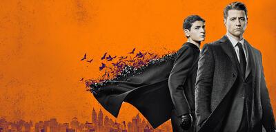 Bruce Wayne und James Gordon