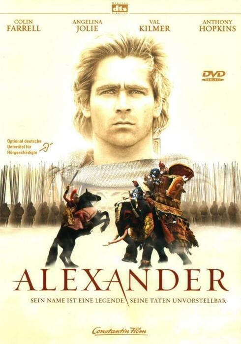 Alexander Film Besetzung
