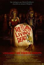 Verdammt, die Zombies kommen Poster