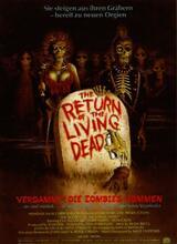 Verdammt, die Zombies kommen - Poster