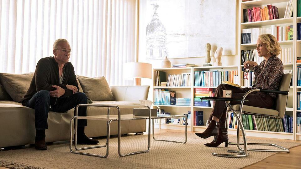 Tatort: Gefangen mit Klaus J. Behrendt und Juliane Köhler