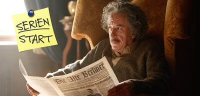 Genius, Staffel 1: Geoffrey Rush als Albert Einstein