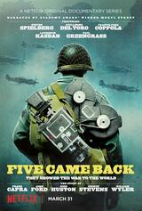Five Came Back - Poster