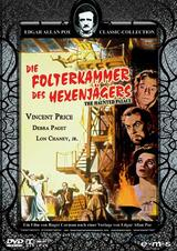 Die Folterkammer des Hexenjägers - Poster