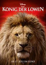 Der König der Löwen - Poster