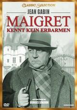 Maigret kennt kein Erbarmen - Poster