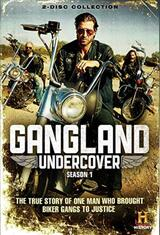 Gangland Undercover - Poster
