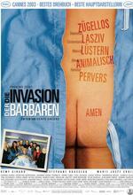 Die Invasion der Barbaren Poster