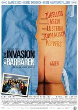 Die Invasion der Barbaren - Poster