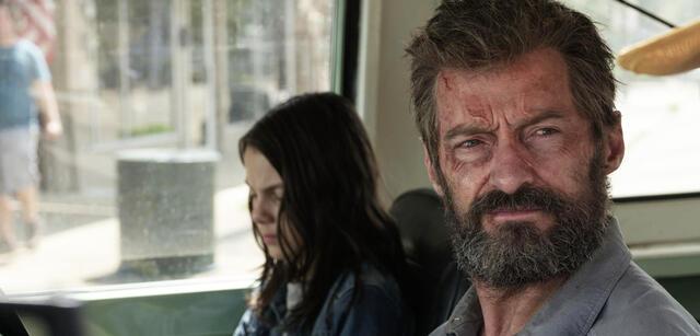 Logan - The Wolverine, mit Hugh Jackman