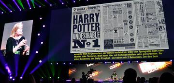 "CCXP COLOGNE: Harry Potter-Panel mit MinaLima (Eigennennung als ""Hexenzirkel"")"