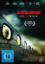 Airborne - Come die with me - Poster