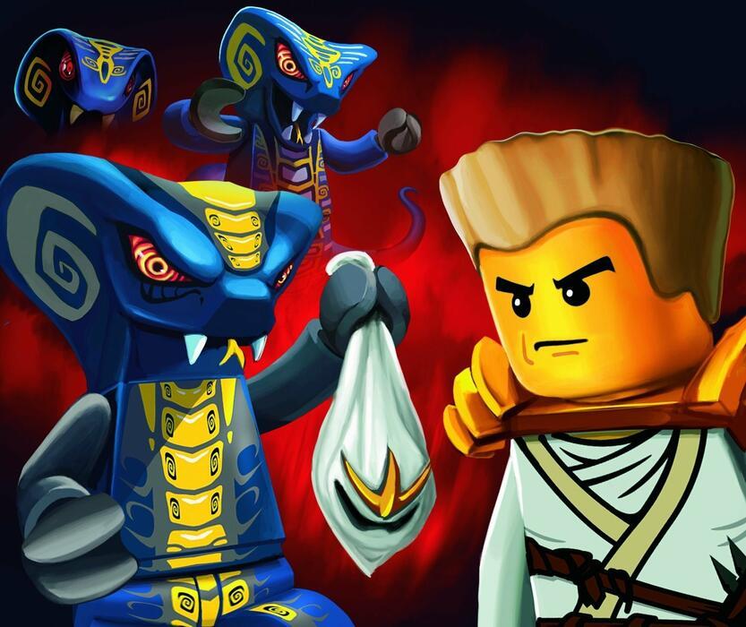 Lego Ninjago Serien Stream